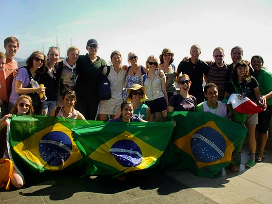 World Youth Day 2013, Brazil